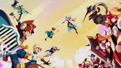 Cris Tales : Le J-RPG coloré précise sa fenêtre de lancement