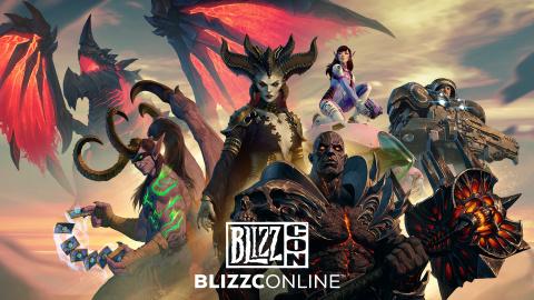 BlizzConline : l'événement dédié aux jeux Blizzard précise son programme
