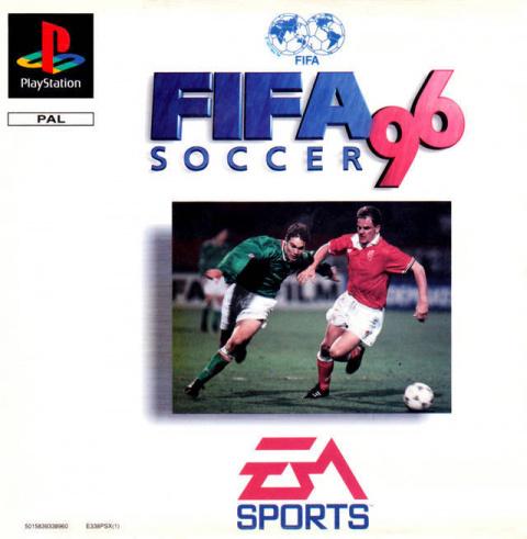 FIFA Soccer 96 sur PS1