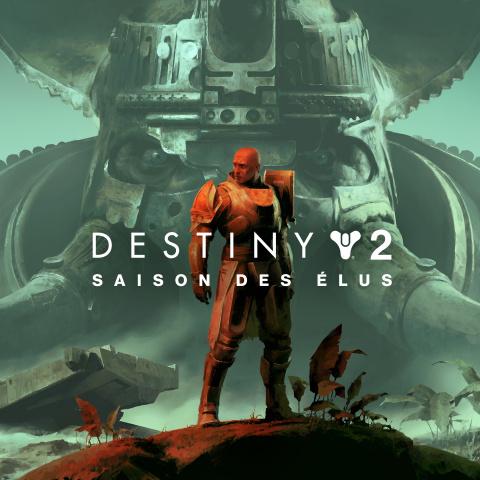 Destiny 2 : La Saison des Élus sur PS4