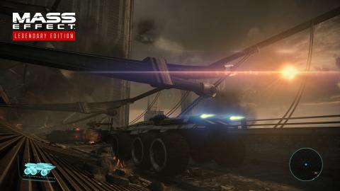 Mass Effect Legendary Edition : Le DLC Pinnacle Station exclu pour raisons techniques