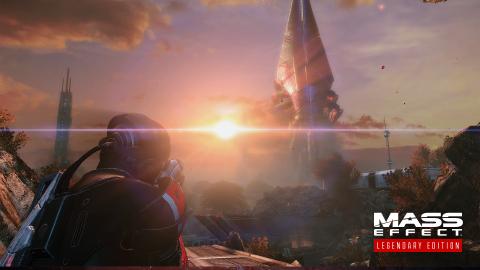 Mass Effect : La Legendary Edition devrait arriver à l'heure !