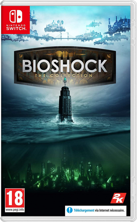 Bon plan Switch : Bioshock : The Collection en réduction à -35%