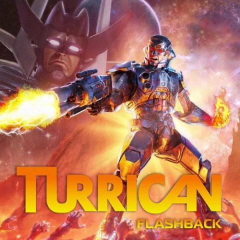 Turrican Flashback sur Switch