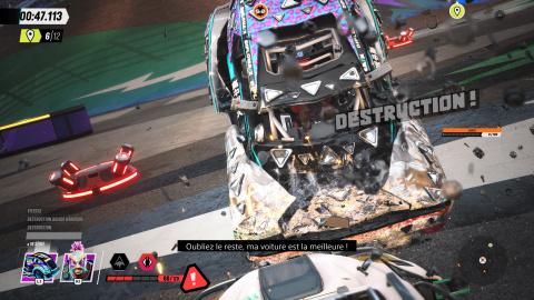 Destruction AllStars - Une exclusivité PS5 qui manque d'ambition