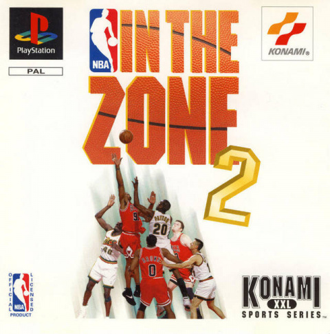 NBA in the Zone 2 sur PS1