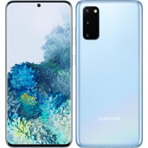 Soldes Samsung : Smartphone S20 5G en forte baisse de prix