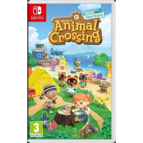 -28% sur Animal Crossing New Horizons