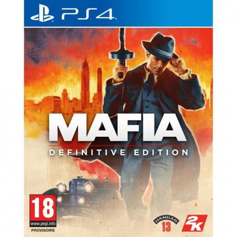 Soldes d'hiver 2021 : Jusqu'à -52% sur Mafia Definitive Edition et Mafia Trilogy pour PS4