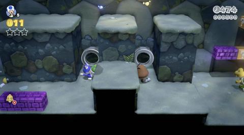 Super Mario 3D World : des vies illimitées au début du jeu, l'astuce à connaître !
