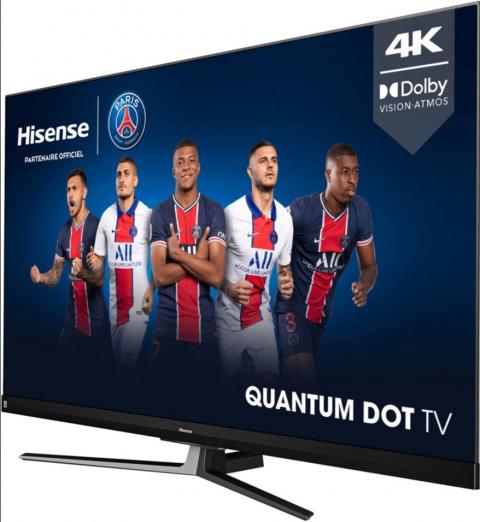Soldes TV : moins de 350€ pour ce modèle 4K de 58 pouces