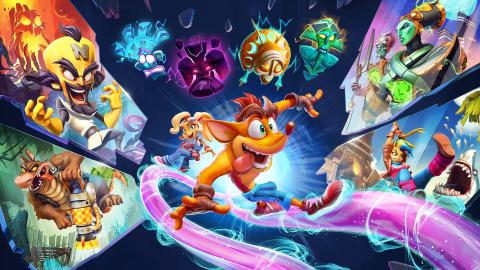Crash Bandicoot 4 : It's About Time sur Xbox Series
