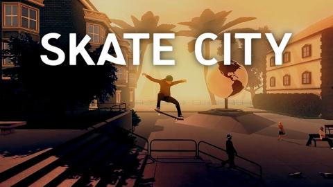 Skate City sur Mac