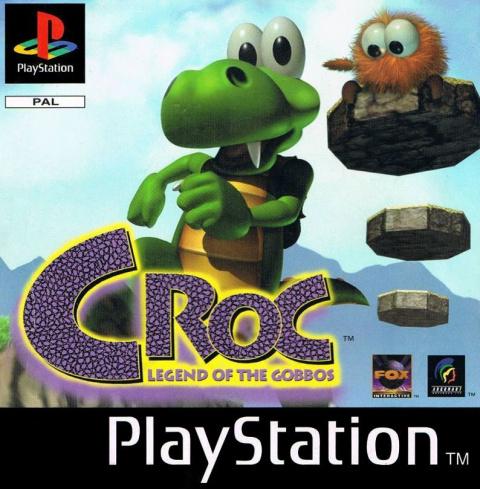 Croc : Legend of the Gobbos sur PS1
