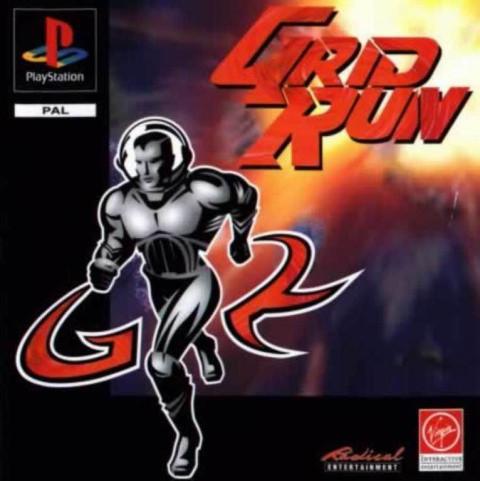 Grid Runner sur PS1