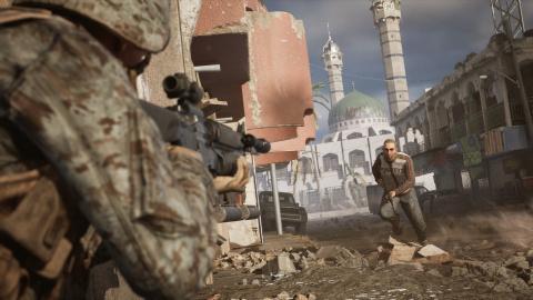 Six Days in Fallujah aurait été entre les mains de Sony