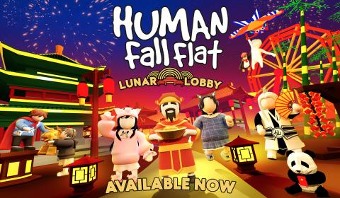 Human Fall Flat écoulé à plus de 25 millions de copies dans le monde