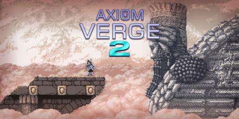 Axiom Verge 2 sortira aussi sur PC via l'Epic Games Store