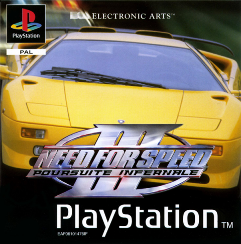 Need for Speed III : Hot Pursuit sur PS1