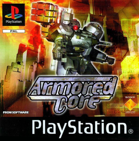 Armored Core sur PS1