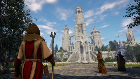 King's Bounty II reporte de nouveau sa date de sortie