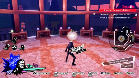 Persona 5 Strikers à moins de 30€ sur PS4 et Nintendo Switch