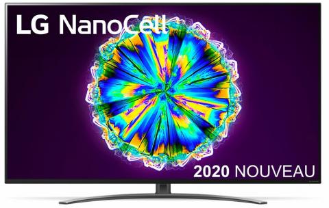 "Bon Plan Darty : -23% sur la TV LED LG Nanocell 65"" de 2020"