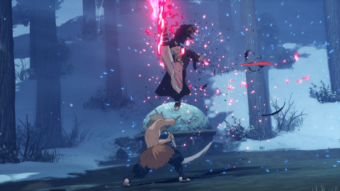 Demon Slayer : Hinokami Keppuutan dévoile son gameplay