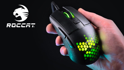 Test de la souris Burst Pro : Roccat nous surprend encore