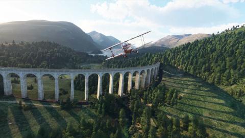 Microsoft Flight Simulator : Asobo offre une cure d'amincissement à la simulation