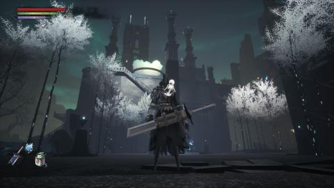 Shattered - Tale of the Forgotten King : Un Souls-platformer plein de bonnes volontés