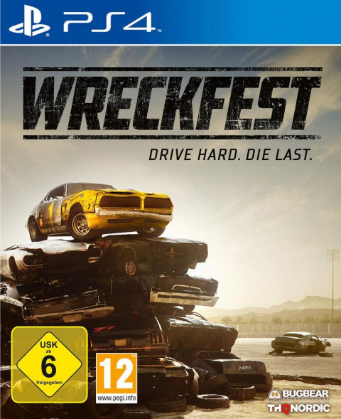 Bon plan PS4 : -62% sur Wreckfest