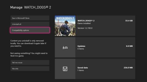 Microsoft présente le FPS Boost pour les jeux rétrocompatibles