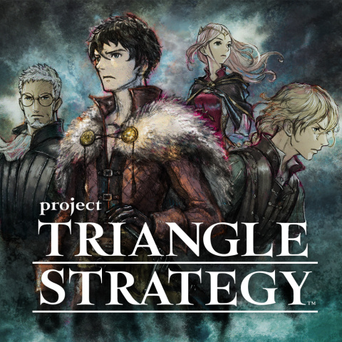 Project TRIANGLE STRATEGY sur Switch