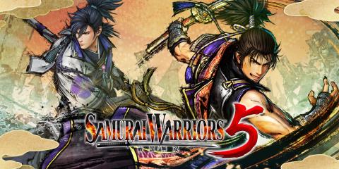 Samurai Warriors 5 sur PS4