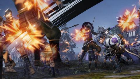 Samurai Warriors 5 : Des sous-titres Fr pour le Musō de Koei Tecmo