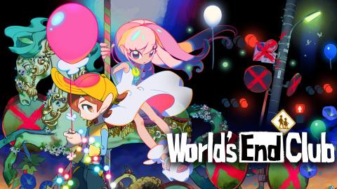 World's End Club sur Switch