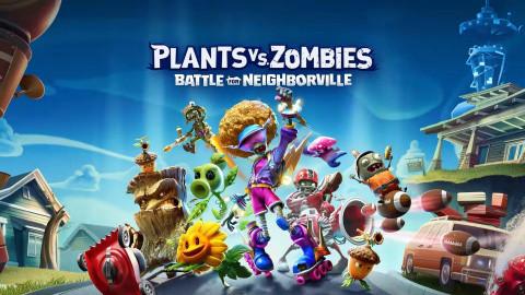 Plants Vs Zombies : La Bataille de Neighborville sur PS4