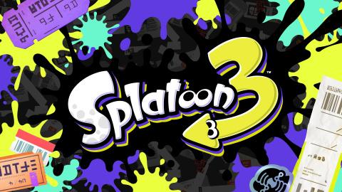 Splatoon 3 sur Switch
