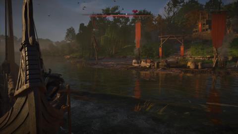 Les attaques fluviales