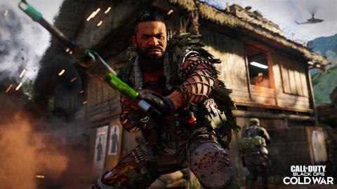 Call of Duty : Black Ops Cold War / Warzone dévoile la road map de sa Season Two