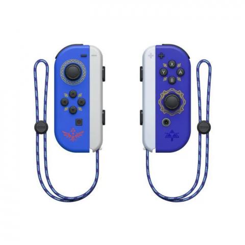 Bon plan Nintendo Switch : précommande des Joy-Con Édition The Legend of Zelda : Skyward Sword HD