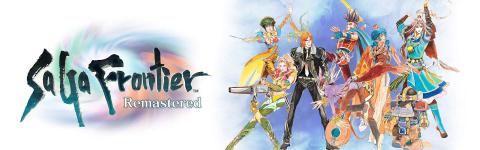 SaGa Frontier Remastered sur Switch