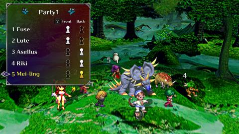 Square Enix (Final Fantasy) : de nouveaux remasters pour la série des SaGa ?