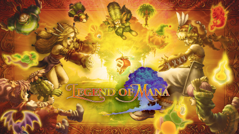 Legend of Mana (2021) sur Switch