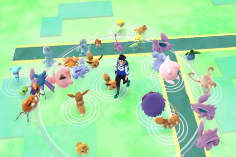 Pokémon Go : 5 milliards de dollars depuis le lancement, des chiffres astronomiques dévoilés