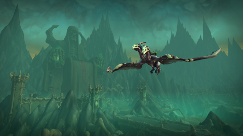 BlizzConline 2021 - WoW : Shadowlands détaille sa première mise à jour majeure