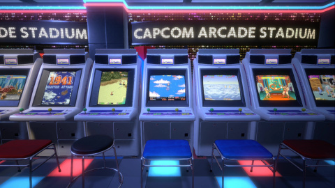 Capcom Arcade Stadium : La compilation grand spectacle ?
