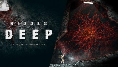 Hidden Deep sur PC