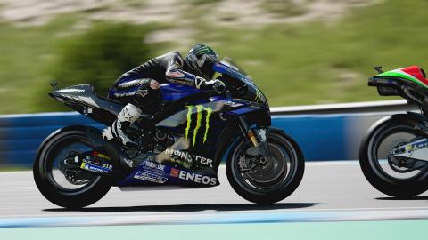 MotoGP 21 annoncé pour le 22 avril 2021